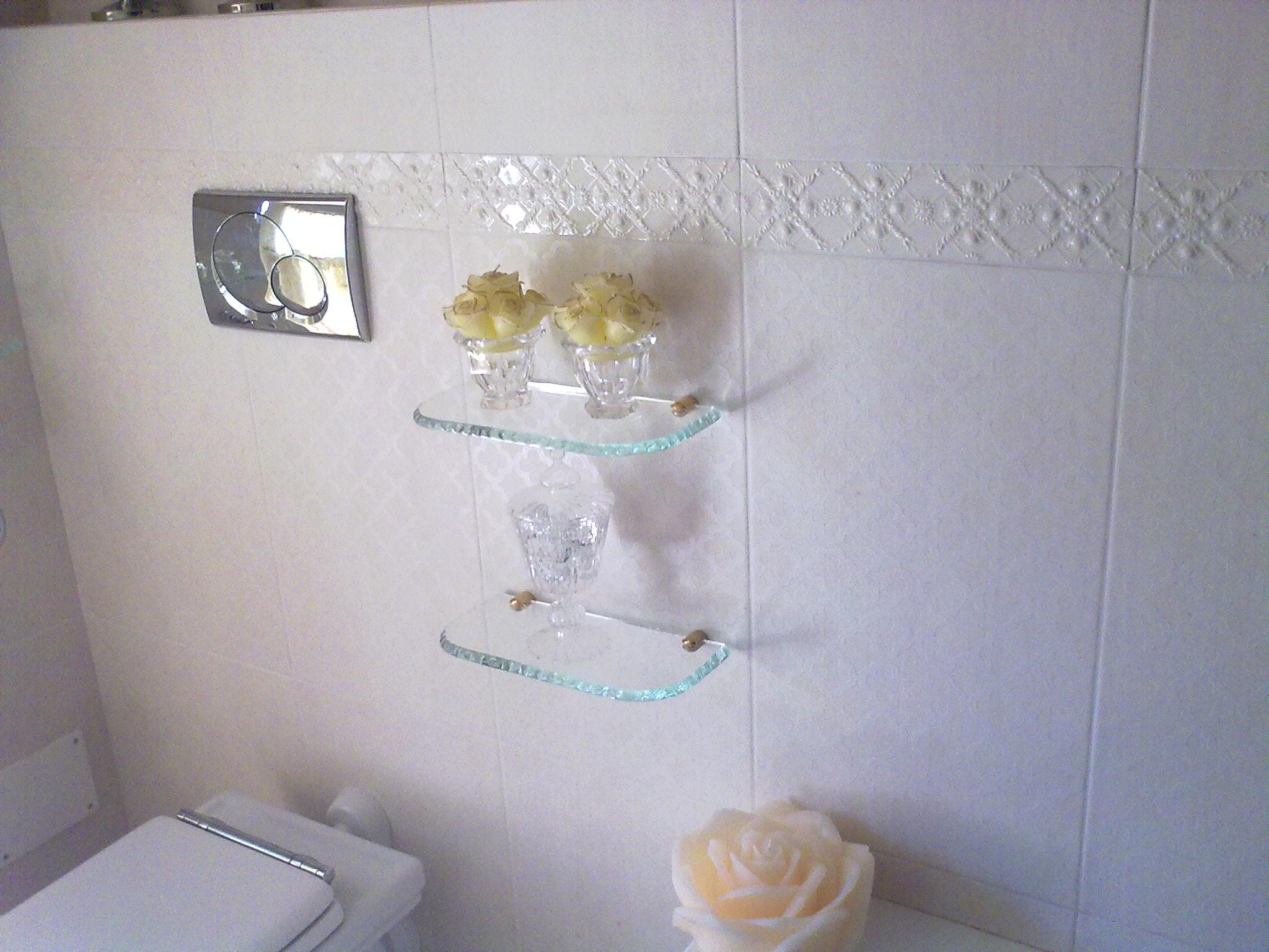 Arredo bagno vetreria s i l v s r l - Mensole arredo bagno ...