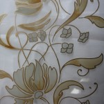 Decorazione pittorica dorata