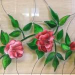 Decoro floreale 1